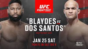 Get unlimited access to premium content with espn+. Latest Ufc Fight Night 166 Fight Card Rumors For Blaydes Vs Dos Santos On Espn On Jan 25 In Raleigh Mmamania Com