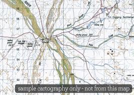 Ballina Tide Chart 9640 Ballina Nsw Topographic Map 1st Edition By Geoscience Australia 1979
