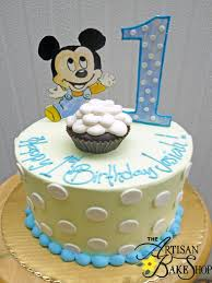 Mickey Mouse Baby Shower Cakes  Party XYZBaby Mickey Baby Shower Cakes