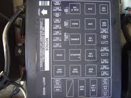 how to disable ahc dash light? ih8mud forum Lexus Interior Light Fuse Box ahc fuse 50 amp engine compartment jpg Fuse Box Lexus Gx47