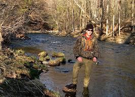 Wiscoy Creek Fly Fishing