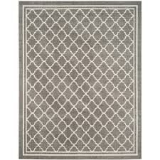amherst dark gray beige 10 ft x 14 ft indoor outdoor area rug