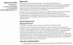Nursing Resume Objective Extraordinary Registered Nurse Resume Objective R60PF Registered Nurse Resume