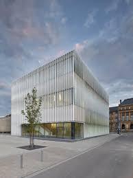Wandelbare Fassade Sporthalle Von H4a Architekten Fassaden