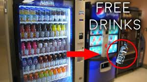 Vending Machine Free Drink Mesmerizing 48 Best Images About Madys Hack Board On Pinterest Vending Machines