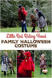little red riding hood family costume for on girllovesglam com