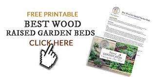 wood alternatives for building raised beds