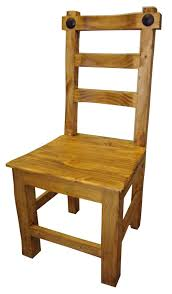 image rustic mexican furniture. Rustic Dining Room Chairs :- BIG, Heavy \u0026 Solid Wood Construction Makes This Design A Hit With Many Decors. Image Mexican Furniture