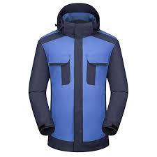 Amazon Com Sport Coats Ihgtzs Men Winter Hooded Softshell