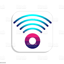 Signal Icon App Smartphone Design Stock ...