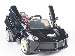 1.4 best choice products 12v kids battery powered truck. Rastar 12v Ferrari Laferrari Kids Electric Ride On Car With Remote