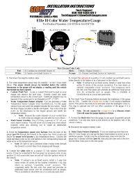 water gauge wiring wiring diagram info water gauge wiring wiring diagram expert autometer water temp gauge wiring water gauge wiring