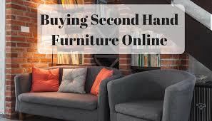 Buying Second Hand Furniture line • A Moment With Franca