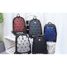 authentic <b>new arrival geometric</b> 3D backpack   Shopee Singapore