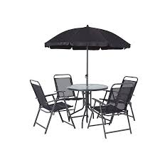patio table and chair sets with