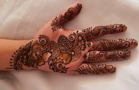 Simple Arabic Mehndi Designs For Hands 2011