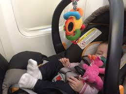 being stuck on a plane with a baby doesn t have to be bad
