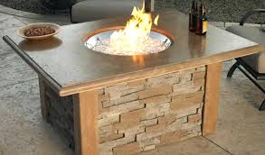 gas fire pit coffee table tank fire pits com outdoor gas pertaining