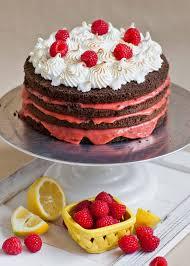 Chocolate Raspberry Cake Recipe Video Tatyanas Everyday Food