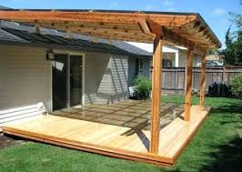 covered deck ideas. Diy Covered Deck Ideas I