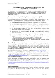 Gpe Assessment Guidelines The University Of Auckland