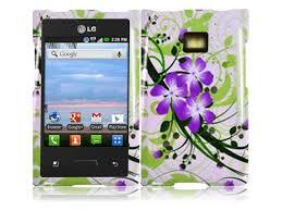 For Verizon LG Optimus Zone VS410 HARD ...