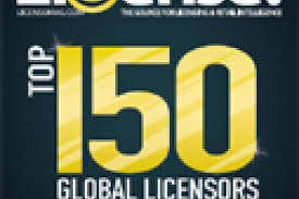 Nyc Vending Machine License Interesting Top 48 Global Licensors License Global