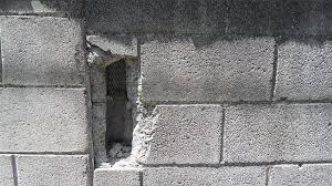 cinder block wall repair. Simple Cinder How To Patch Hole In Cinderblock Throughout Cinder Block Wall Repair