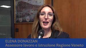 Elena Donazzan - Assessore Regione Veneto - Consegna borse di studio  Floriano Pra 2020 - YouTube