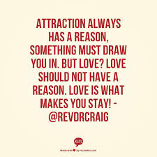 Attraction Vs Love Quotes RevDrCraig Quotes Pinterest Quotes Stunning Love Or Attraction