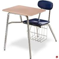 school desk and chair combo. school, desk - chair combo school and o
