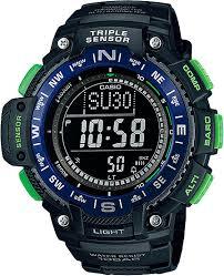 Наручные <b>часы Casio</b> Collection <b>SGW</b>-<b>1000</b>-<b>2B</b> — купить в ...