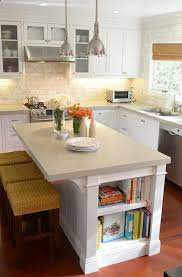 What Is Backsplash Adorable L Shaped Kitchen With Creamy Shaker Kitchen Cabinets Paired With