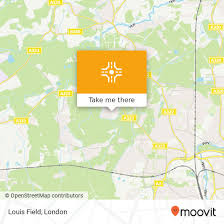 How to get to Louis Field and Louis Fields in Guildford by Bus or Train |  Moovit