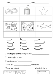 Phonics worksheets long vowel worksheets short vowel worksheets identify beginning and ending sounds phonics matching worksheets teaching phonics. Differentiated Worksheets For The Digraph Ar Teaching Resources