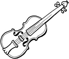 Strumenti Musicali Disegni Da Colorare Gratis