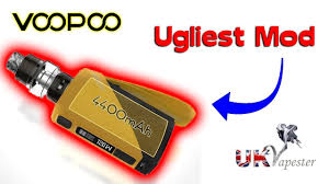 NEW VooPoo Find <b>S</b> Kit Review | <b>UGLIEST</b> MOD EVER?! - YouTube