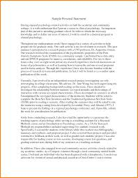 Graduate personal statement    The Writing Center Graduate School Personal Statement