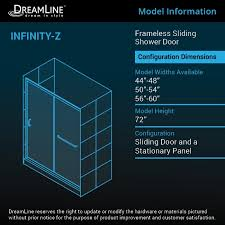 send to a friend infinity z sliding shower door