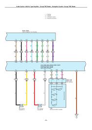 2009 2010 toyota corolla electrical wiring diagrams 2009 toyota corolla wiring diagram pdf 09 Toyota Corolla Wiring Diagram #12