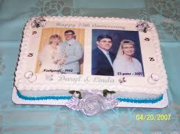 Cake Design For 25th Anniversary