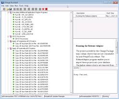 applying packages through peoplesoft update manager