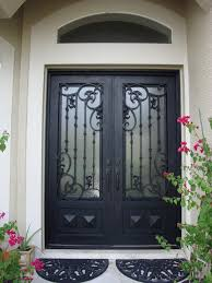 wrought iron front doorsTrend Wrought Iron Front Doors Ideas Decoration Office And Wrought