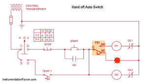 hand off auto switch operation electrical engineering hand off auto switch circuit jpg728×420 51 2 kb