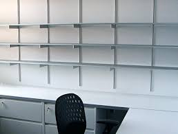 office shelving systems. Home Office Shelving Systems Combining Floating And Hanging Cabinets Is Also Possible Shelves . A