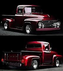 Black Cherry paint | Pick up Trucks | Pickup trucks, Custom trucks ...