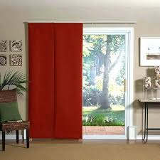 sliding glass doors curtain ideas patio door window treatment pictures