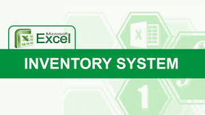 How To Create An Inventory System In Excel How To Create Inventory System Using Excel Youtube Excel