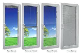 mini blind patio doors stylish sliding glass doors with blinds between glass with patio door blinds