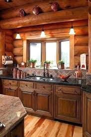 rustic cabin kitchens. Log Cabin Kitchen Best Kitchens Ideas On Home Rustic And .